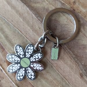 Authentic Coach keyring